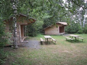 Knight Island- Group campsite Birch Bay Aug 15 2002 C Boget