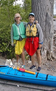 Cathy and Margy SummerPaddlers1 (2)