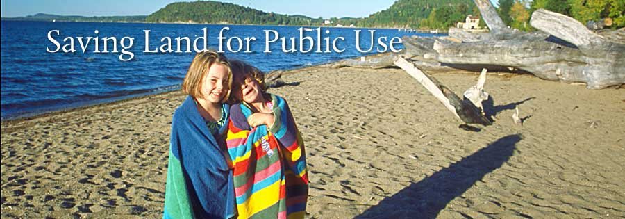 Lake Champlain Public Use