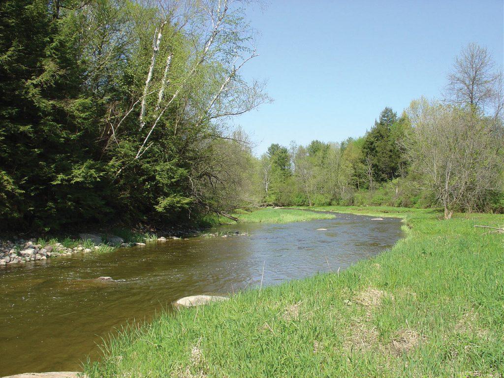Upper La Platte River, Shelburne, Vermont