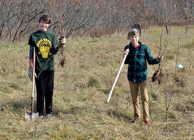 LaPlatte Tree Planting 5